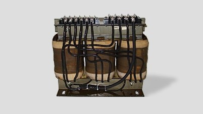 3 Phase step up transformer