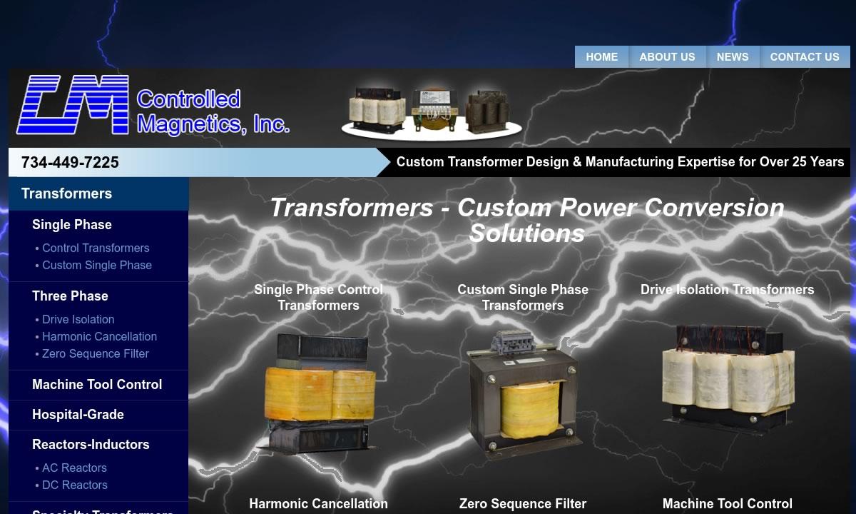 Controlled Magnetics, Inc.