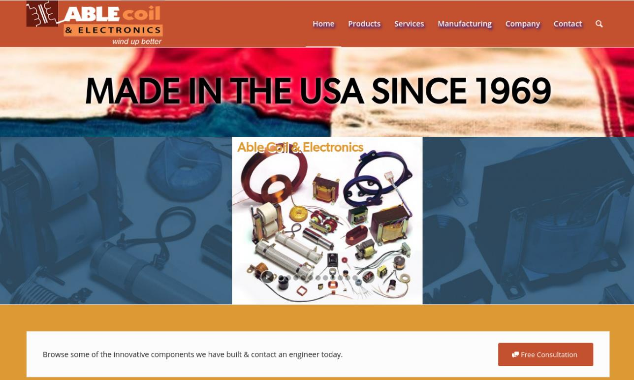Able Coil & Electronics Company, Inc.