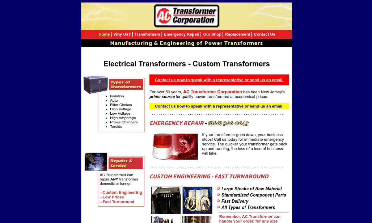 AC Transformer Corporation