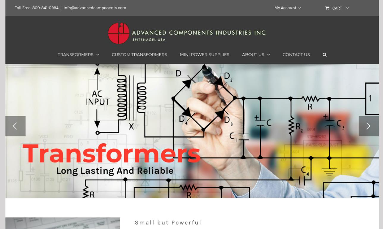 Advanced Components Industries, Inc.