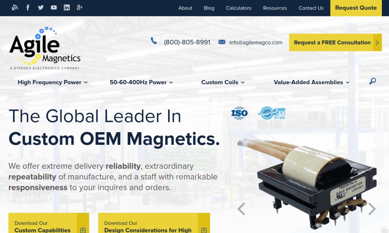Agile Magnetics, Inc.