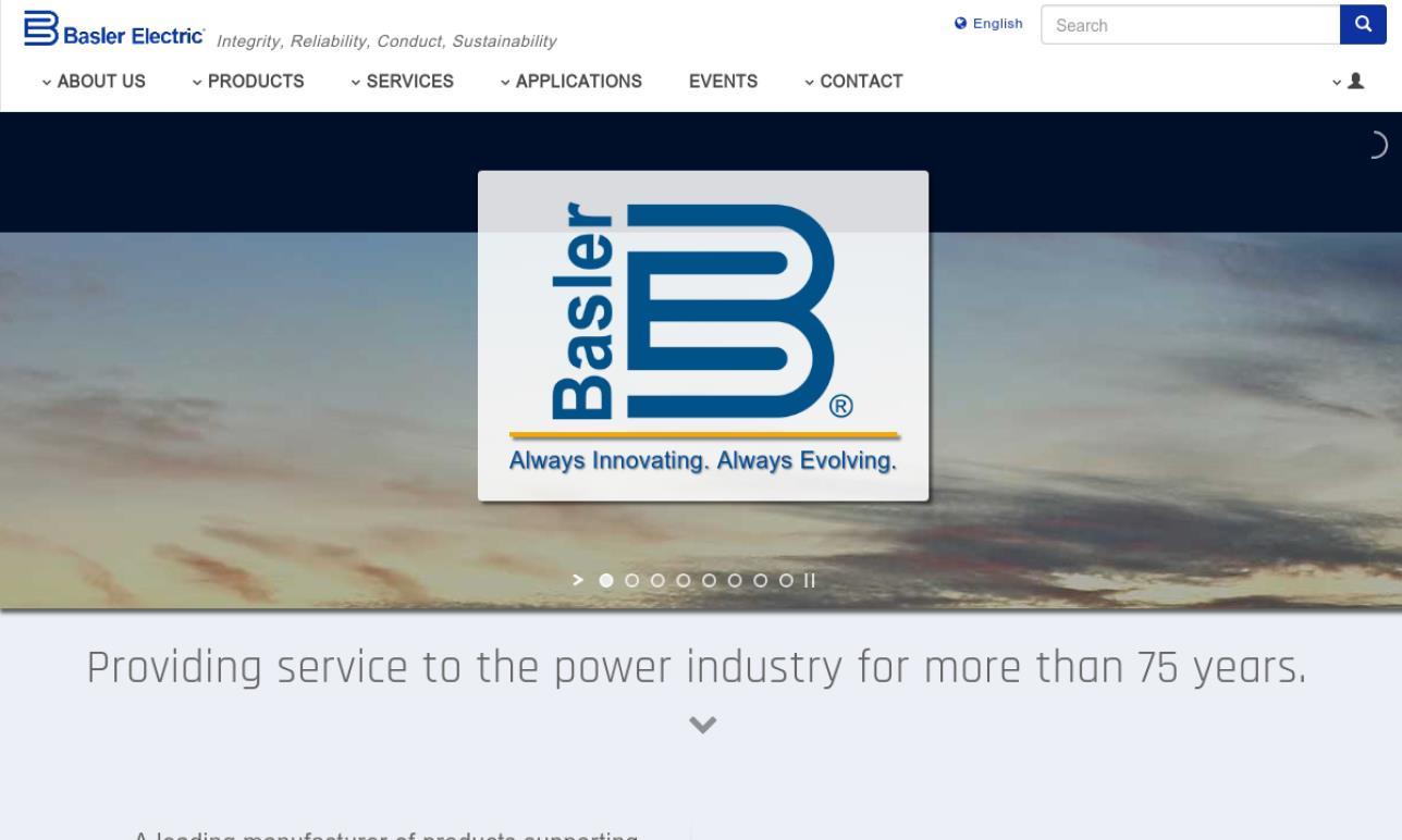 Basler Electric Company