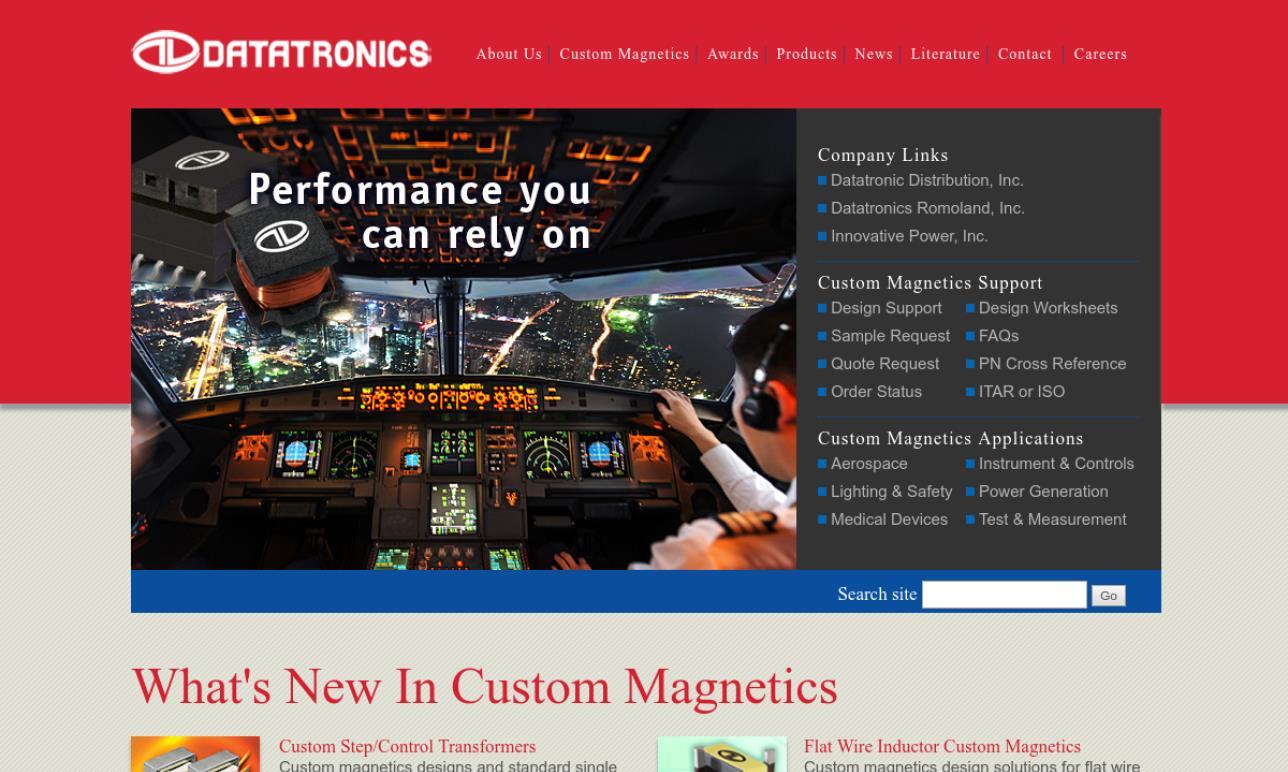 Datatronic Distribution, Inc.