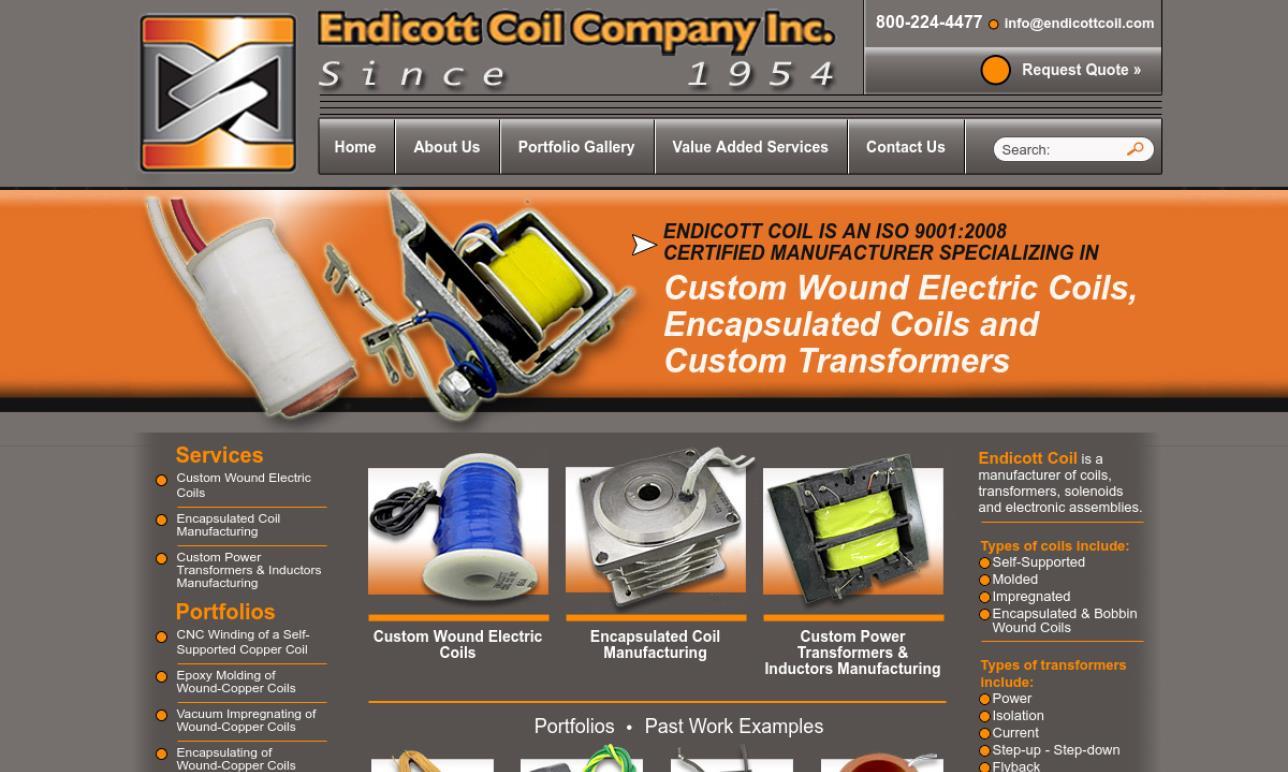 Endicott Coil Company, Inc.