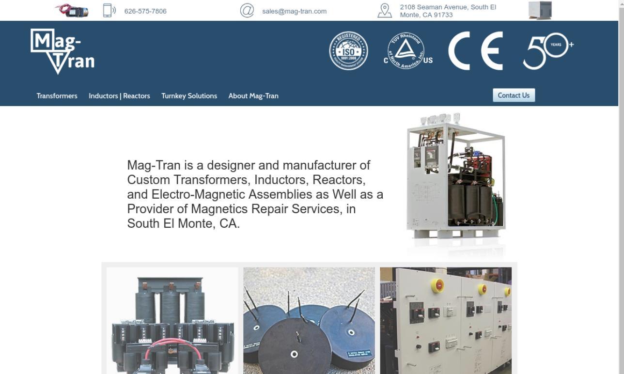 Mag-Tran Equipment Corporation