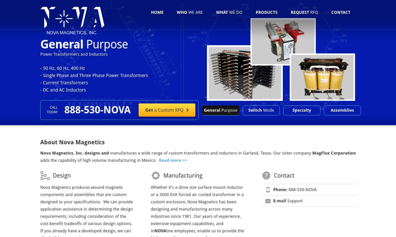 Nova Magnetics, Inc.