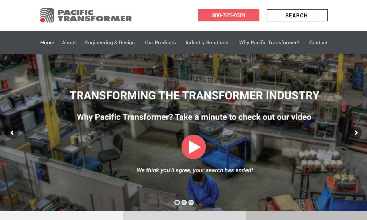 More Electric Transformer Manufacturer Listings