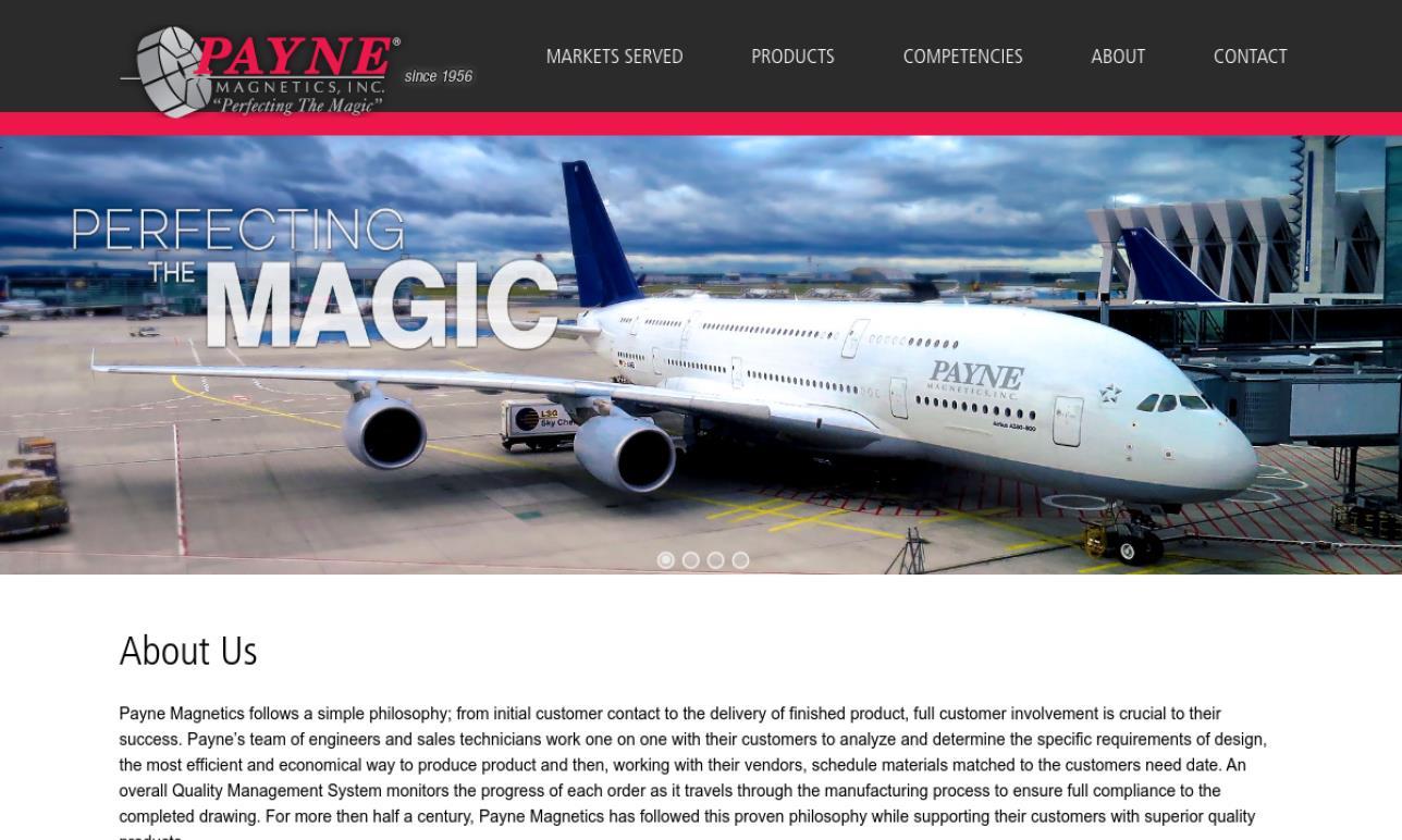 Payne® Magnetics, Inc.
