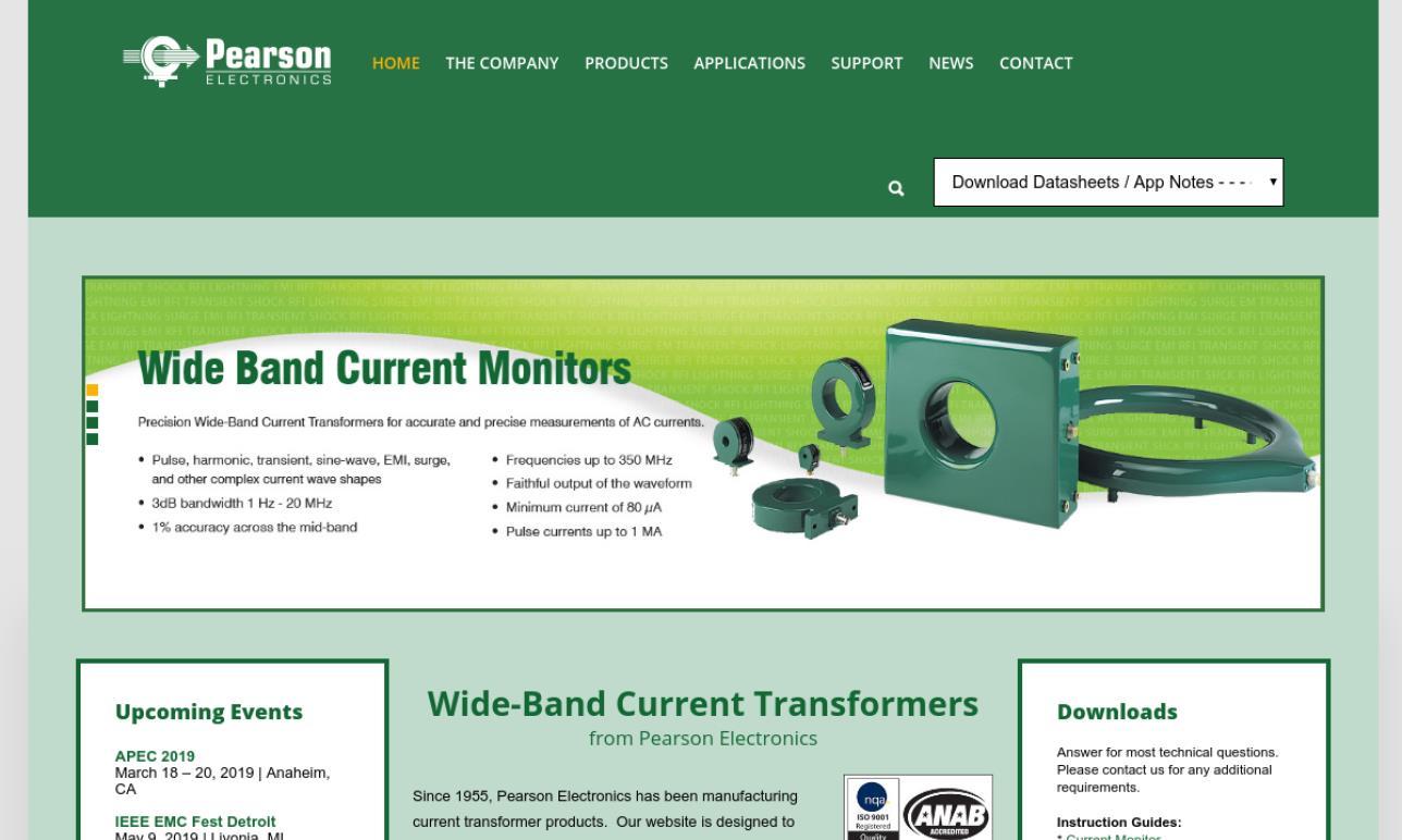 Pearson Electronics, Inc.