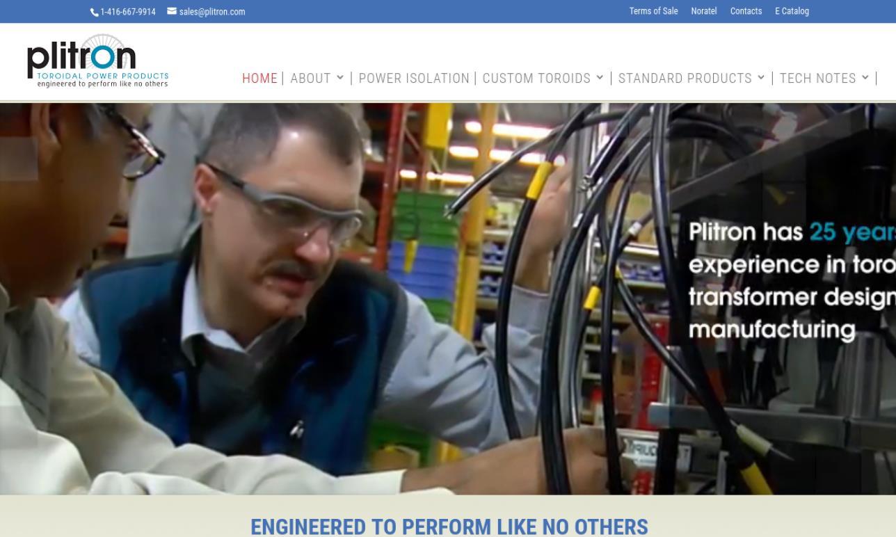 PLITRON Manufacturing Inc.