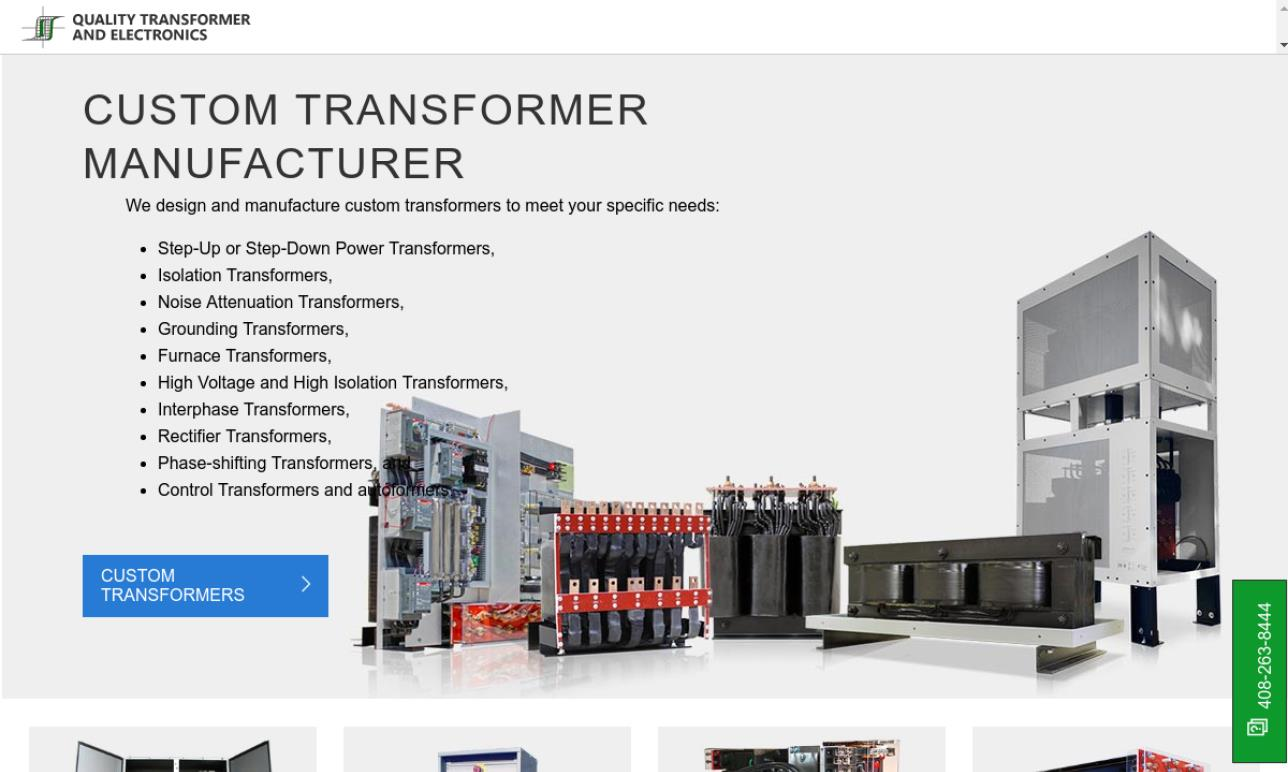 Quality Transformer & Electronics