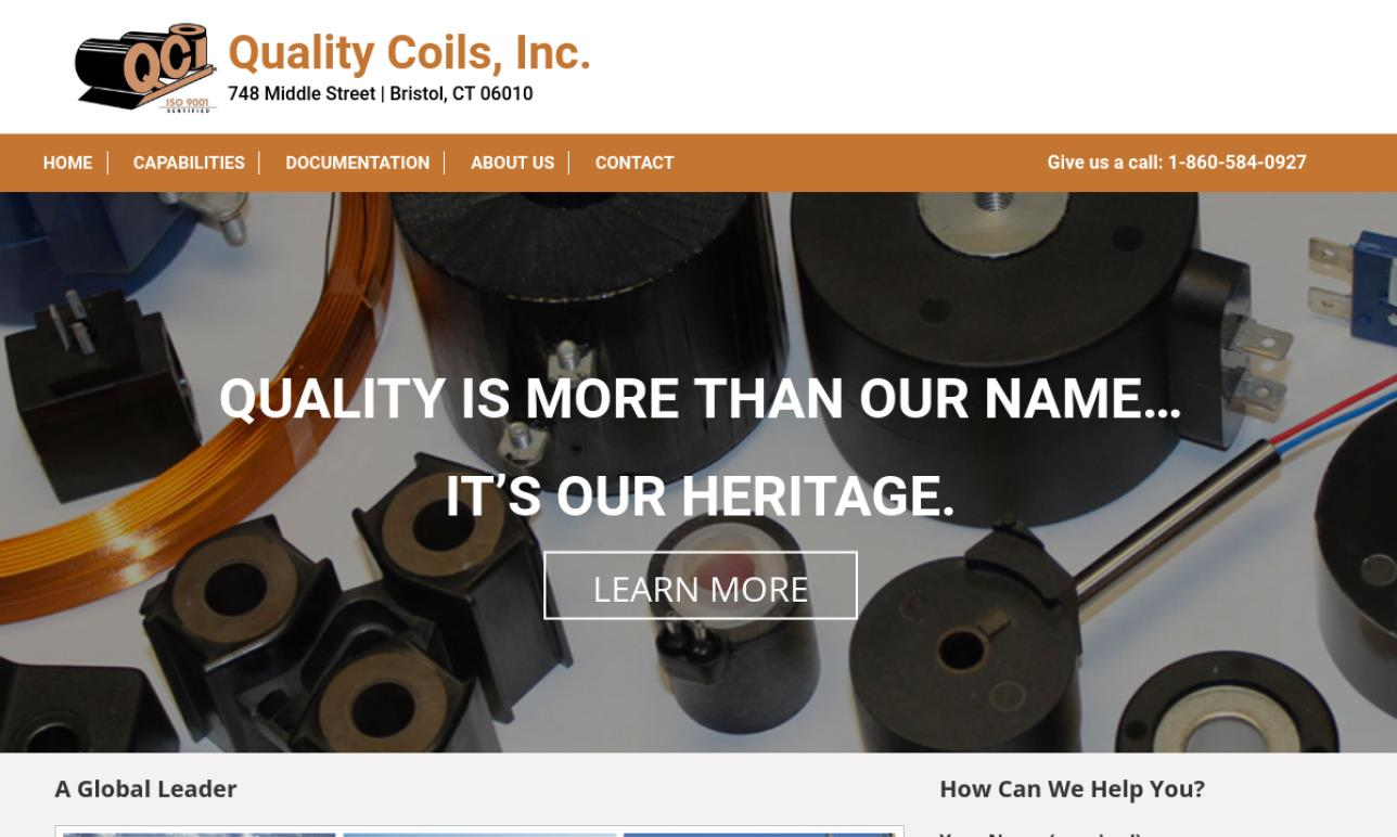 Quality Coils, Inc.