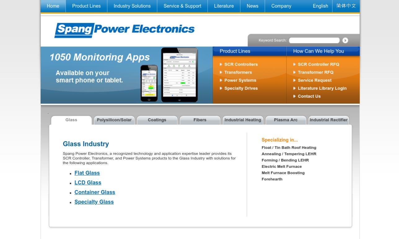 Spang Power Electronics