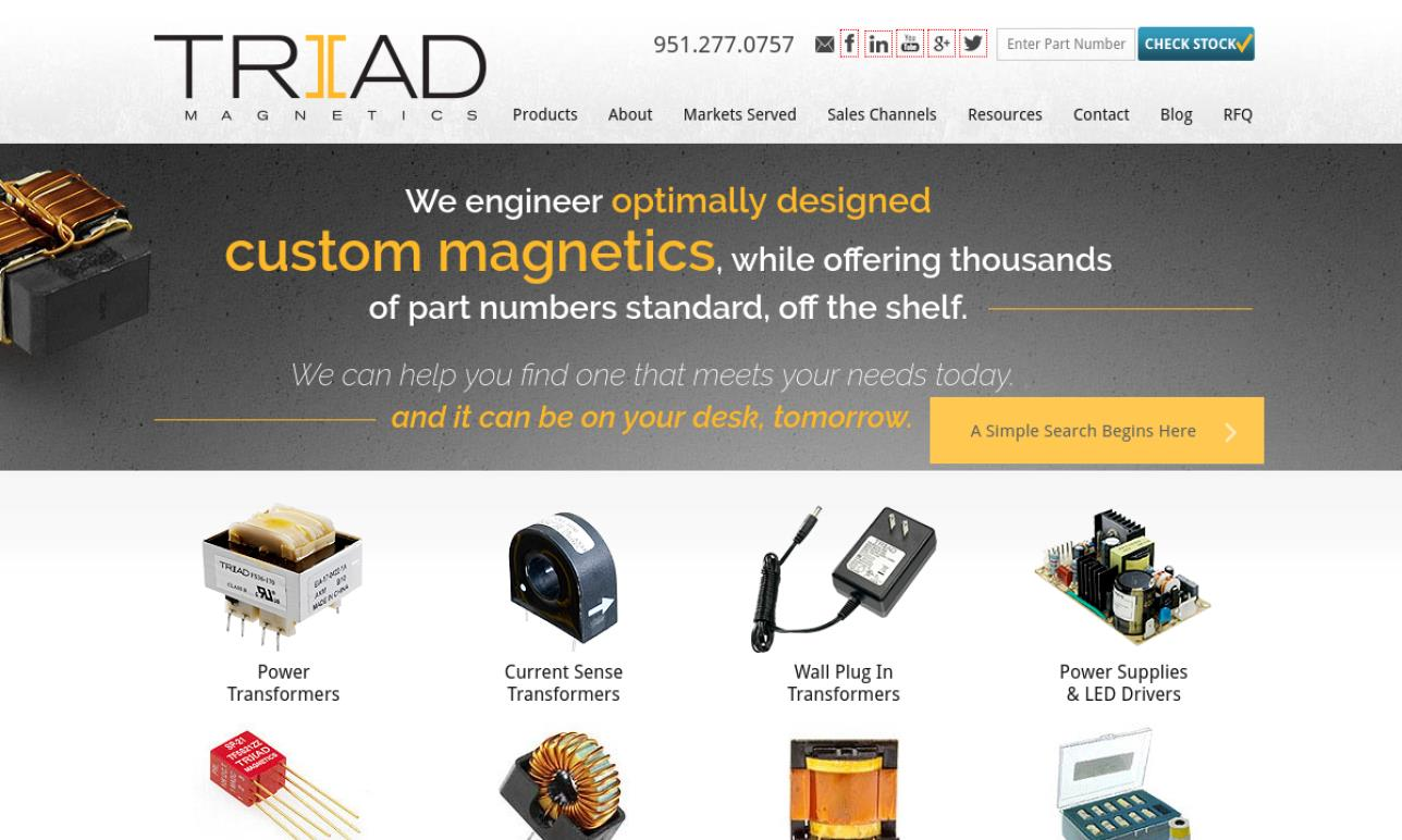 Triad Magnetics