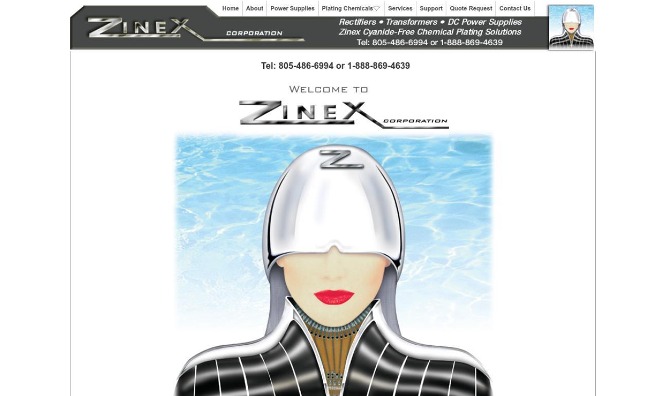 Zinex Corporation
