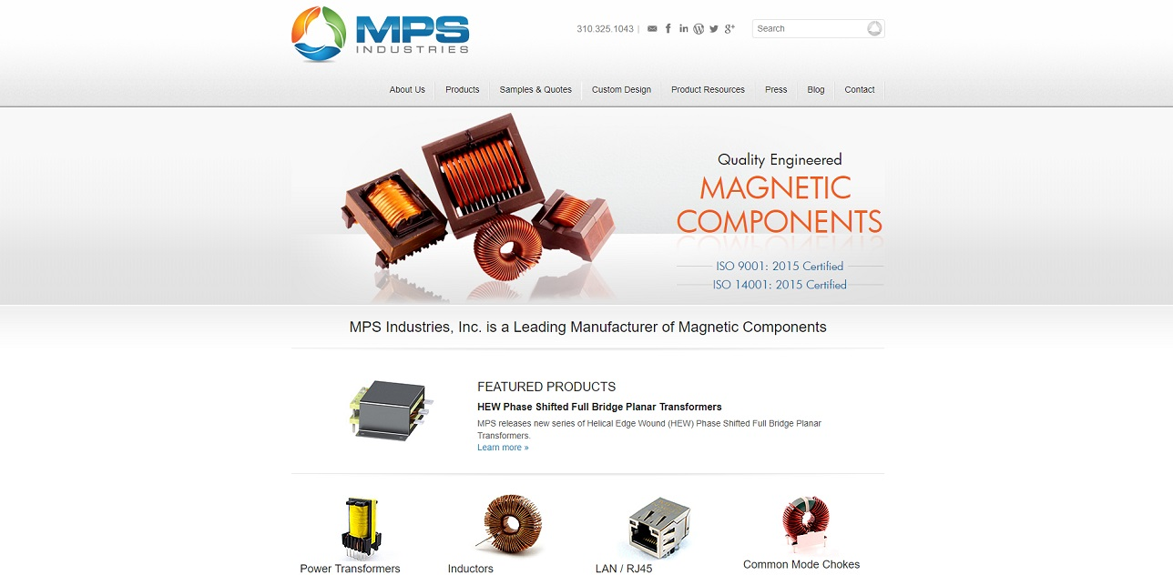 MPS Industries Inc.