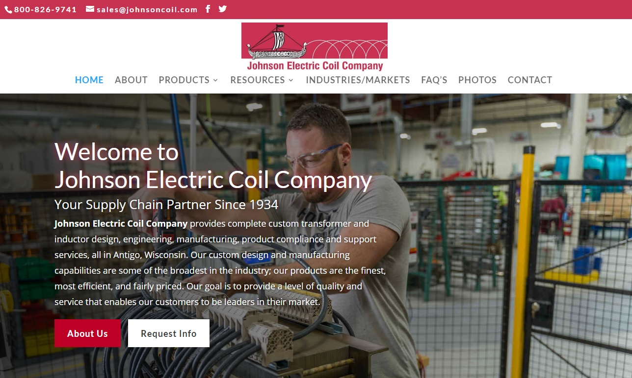 Johnson Electric Coil Company