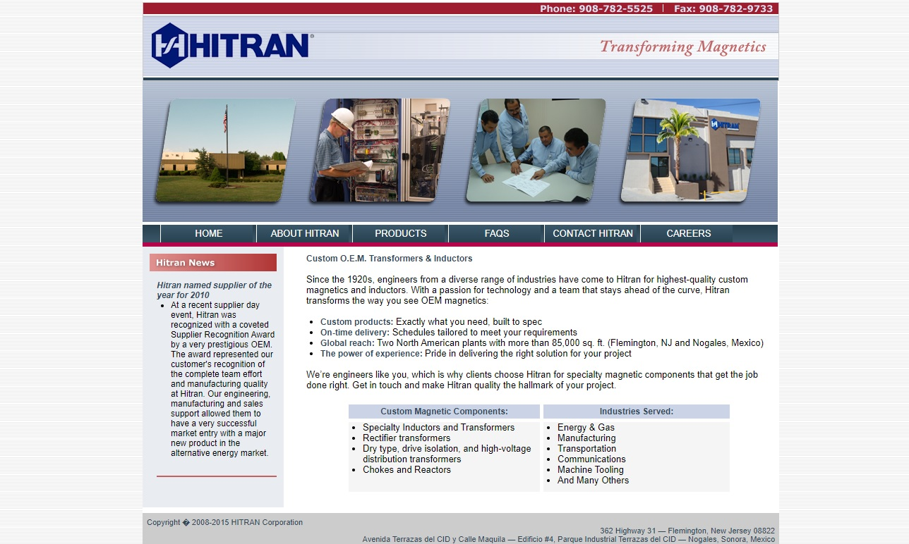 Hitran Corporation