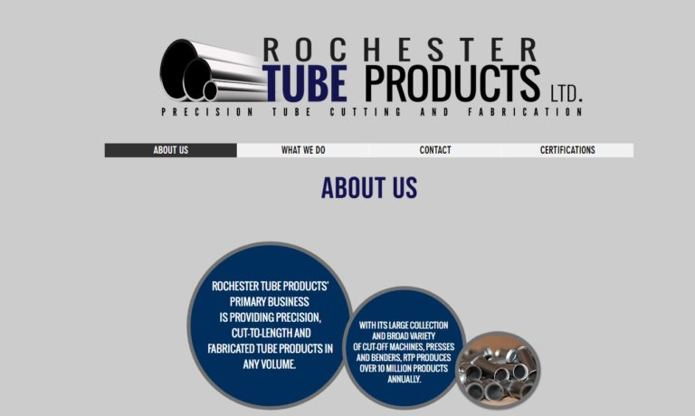 Rochester Tube Products, Ltd.