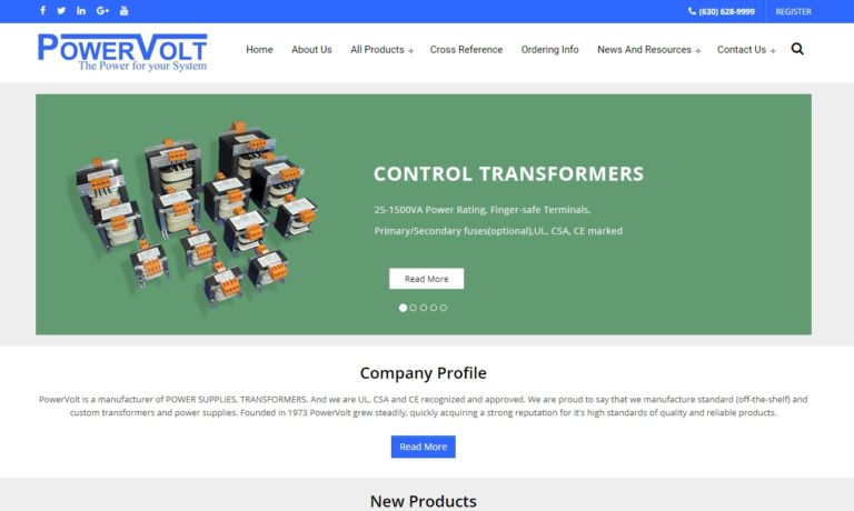 PowerVolt Inc